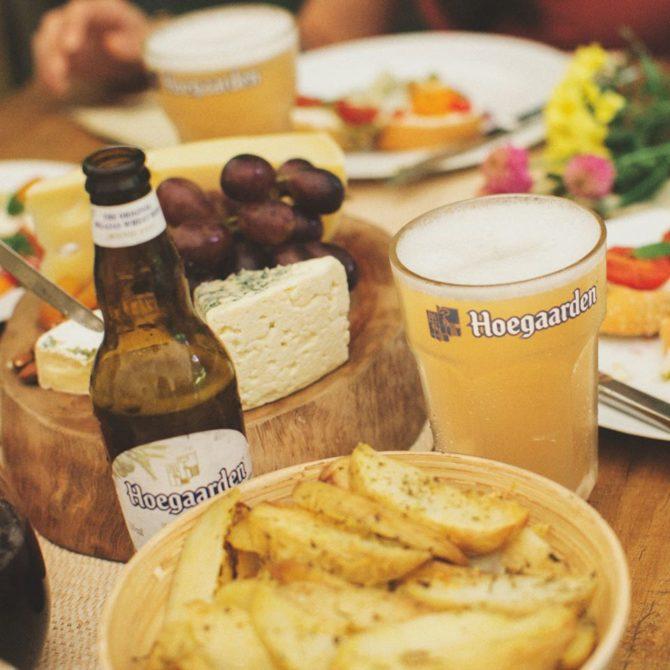 פותחים שולחן: המנות שהולכות הכי טוב עם בירה