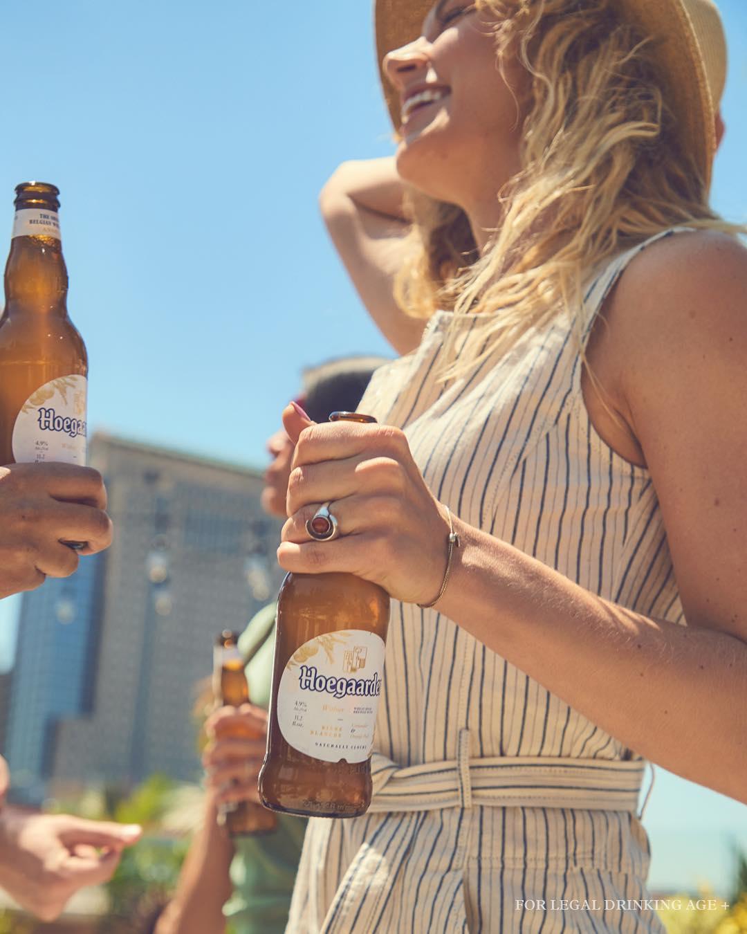 בירה הדרית במסיבת גג