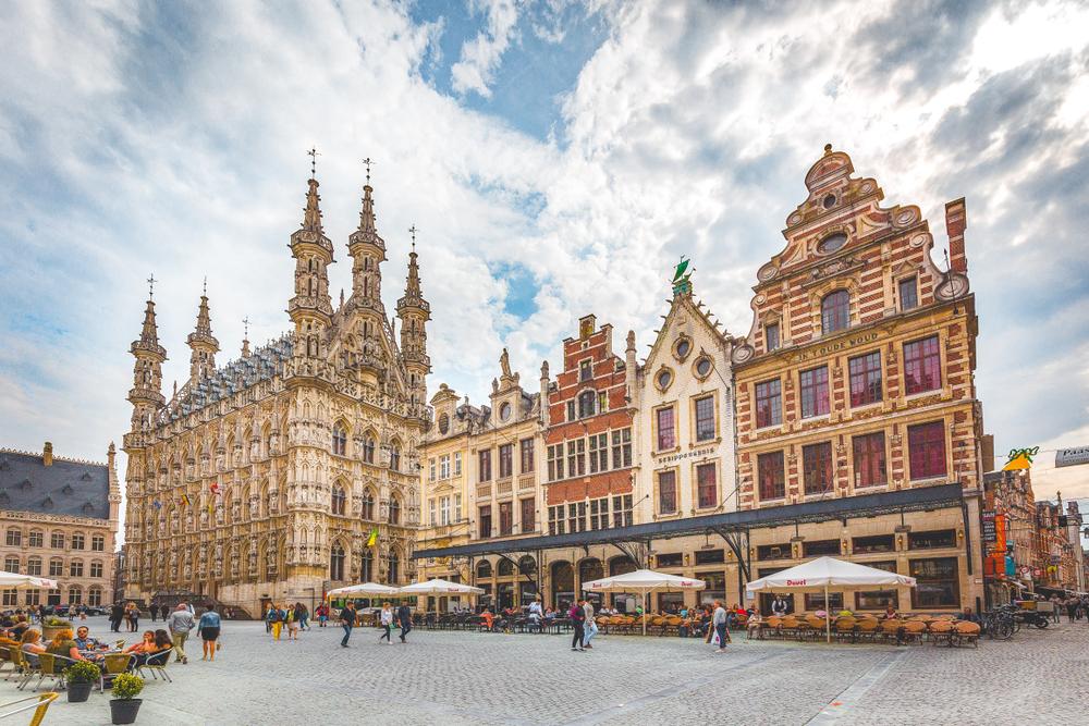 המלצות לטיול בבלגיה - לובן