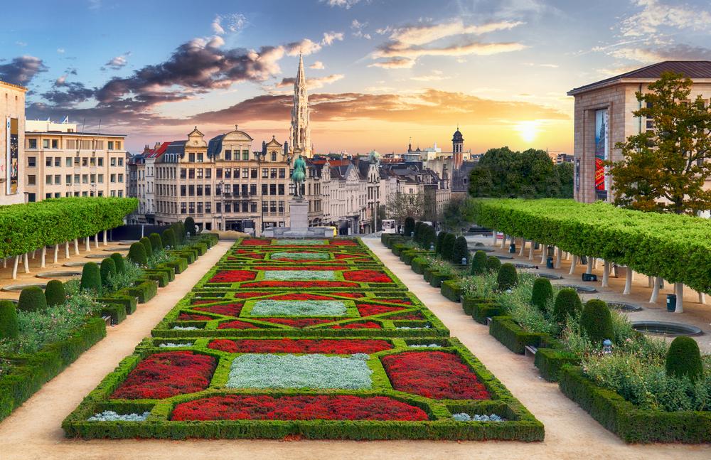 המלצות לטיול בבלגיה - בריסל