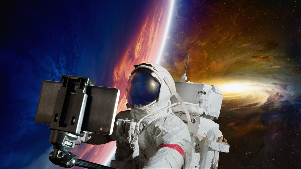 איך להיראות מיליון דולר מהחלל