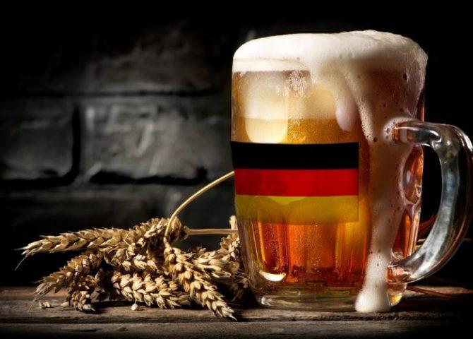 רכיבים טבעיים בלבד: הרף הגבוה של הבירות הגרמניות