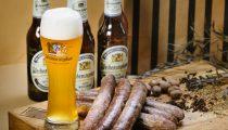 ליד הויינשטפן: המאכלים שהכי טעים לנשנש לצד הבירה הלא מסוננת שלנו